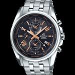 นาฬิกา Casio EDIFICE MULTI-HAND รุ่น EFB-301JD-1A (Made in Japan) ของแท้ รับประกัน 1 ปี