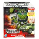 Transformers Prime Robots in Disguise Voyager Class Series 1 - Bulkhead Figure NEW