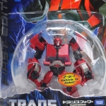 Transformer Prime Autobot Cliffjumper First Edition TAKARA NEW