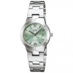 นาฬิกา คาสิโอ Casio STANDARD Analog'women รุ่น LTP-1241D-3AV ของแท้ รับประกัน 1 ปี