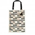 กระเป๋าแฮร์รอดส์ของแท้ Harrods Medium Glitter Bows Shopper Bag