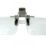 Clip Lens ขยาย 2X/2 หนีบแว่นตา