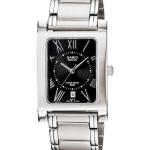 นาฬิกา คาสิโอ Casio BESIDE 3-HAND ANALOG รุ่น BEM-100D-1A2