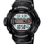 นาฬิกา คาสิโอ Casio G-Shock Standard digital รุ่น GD-200-1DR สาย Carbon Fiber