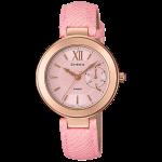 นาฬิกา คาสิโอ Casio SHEEN MULTI-HAND รุ่น SHE-3051PGL-4A ของแท้ รับประกัน1ปี