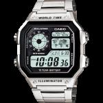 นาฬิกา คาสิโอ Casio 10 YEAR BATTERY รุ่น AE-1200WHD-1AV