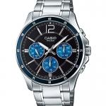 นาฬิกา คาสิโอ Casio STANDARD Analog'men รุ่น MTP-1374D-2AV ของแท้ รับประกัน 1 ปี