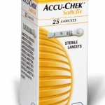 เข็ม Accu-chek softclix 25 ชิ้น