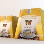 Nutrinal Coffee Classical Hazelnut ผลิตภัณฑ์กาแฟ คลาสสิคเคิล ฮาเซลนัท 10 ซอง