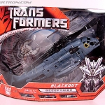 Transformers Blackout Voyager Class [KO] NEW