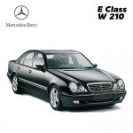 พรมกระดุม Original ชุด Full จำนวน 5 ชิ้น Benz E Class W 210