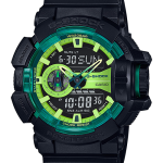 นาฬิกา คาสิโอ Casio G-Shock Limited Lime Accent Color series รุ่น GA-400LY-1A ของแท้ รับประกัน 1 ปี (นำเข้า Japan)