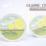 Aromatic Solid Perfume Classic Citrus น้ำหอมแห้ง แพดดี้แดดดี้ กลิ่นคลาสสิค ซิตรัส (กลิ่นคล้ายน้ำหอม CK one)