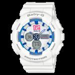นาฬิกา Casio Baby-G Standard Analog-Digital รุ่น BA-120-7B ของแท้ รับประกัน1ปี