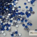 เพชรชวาAA สีน้ำเงิน ขนาด ss6 ซองเล็ก บรรจุประมาณ 80-100 เม็ด