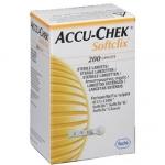 เข็ม Accu-chek softclix 200 ชิ้น