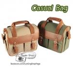 กระเป๋ากล้อง Casual Bag มี 2 สี (Pre)