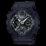 """นาฬิกา คาสิโอ Casio G-Shock มินิ S-Series Metal Face series รุ่น GMA-S120MF-1A """"GA-120BB มินิ"""" ของแท้ รับประกัน1ปี"""