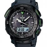 นาฬิกา คาสิโอ Casio PRO TREK ANALOG INDICATOR รุ่น PRG-550-2