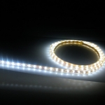 ไฟริบบิ้นสีขาว LED 60 ดวง 5M 12V