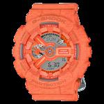 นาฬิกา คาสิโอ Casio G-Shock S-Series Heathered Color Collection รุ่น GMA-S110HT-4A ของแท้ รับประกัน1ปี