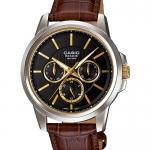 นาฬิกา คาสิโอ Casio BESIDE MULTI-HAND รุ่น BEM-307BL-1A2V