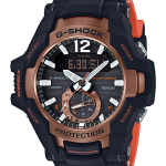 นาฬิกา Casio G-Shock นักบิน GRAVITYMASTER BLUETOOTH รุ่น GR-B100-1A4 ของแท้ รับประกัน1ปี