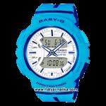 นาฬิกา Casio Baby-G for Running BGA-240L Love to Run series รุ่น BGA-240L-2A2 ของแท้ รับประกัน1ปี
