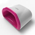 LED Nail Dryer ES-100 สีขาวมุข ผสมชมพู