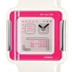 นาฬิกา คาสิโอ Casio POPTONE ANALOG- DIGITAL รุ่น LCF-21-4D