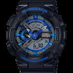 นาฬิกา Casio G-Shock Limited model Cool Blue CB series รุ่น GA-110CB-1A ของแท้ รับประกัน 1 ปี