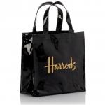 กระเป๋าช้อปเปอร์แฮร์รอดส์ของแท้ Harrods Small Signature Shopper Bag