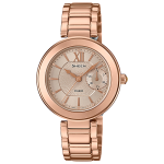 นาฬิกา คาสิโอ Casio SHEEN MULTI-HAND รุ่น SHE-3050PG-7A ของแท้ รับประกัน1ปี