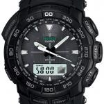 นาฬิกา คาสิโอ Casio PRO TREK ANALOG INDICATOR รุ่น PRG-550BD-1D
