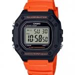 นาฬิกา Casio STANDARD DIGITAL W-218 series รุ่น W-218H-4B2V ของแท้ รับประกัน1ปี