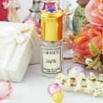 Layth กลิ่นหอมของหนุ่มเจ้าเสน่ห์ที่สุดแสนจะเซ็กซี่ สัมผัสกลิ่นไอแห่งสีฟ้าด้วยโน๊ตที่เยือกเย็นราวภูเขาน้ำแข็ง