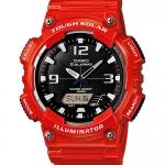 นาฬิกา คาสิโอ Casio SOLAR POWERED รุ่น AQ-S810WC-4AV