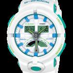 นาฬิกา Casio G-Shock Limited White & mint Green Color series รุ่น GA-500WG-7A ของแท้ รับประกัน1ปี