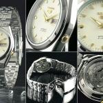 นาฬิกาข้อมือ SEIKO 5 Automatic รุ่น SNK663K1