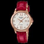 นาฬิกา คาสิโอ Casio SHEEN CRUISE LINE รุ่น SHE-4525PGL-7B ของแท้ รับประกัน1ปี