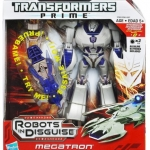 Transformers Prime Robots in Disguise - Decepticon - Megatron Figure NEW