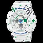 นาฬิกา Casio Baby-G Scratch Graffiti Design series รุ่น BA-120SC-7A ของแท้ รับประกัน1ปี