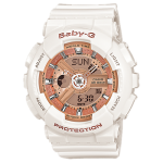 นาฬิกา คาสิโอ Casio Baby-G Standard ANALOG-DIGITAL Girls' Generation รุ่น BA-110-7A1