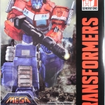 "Hasbro Toy Alliance Transformers ~ MAS-01 OPTIMUS PRIME MEGA 18"" Action Figure NEW"