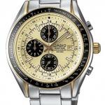 นาฬิกา คาสิโอ Casio EDIFICE CHRONOGRAPH รุ่น EF-503SG-9A