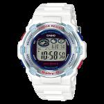นาฬิกา Casio BABY-G Dolphin & Whale series Love the Sea and The Earth 2017 Japan Limited Tough Solar รุ่น BGR-3007K-7JR (นำเข้าJapan) JAPAN ONLY ไม่มีขายในไทย (หายากมาก) ของแท้ รับประกัน1ปี