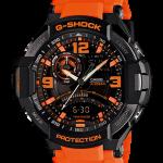 นาฬิกา คาสิโอ Casio G-Shock GRAVITY DEFIER รุ่น GA-1000-4A