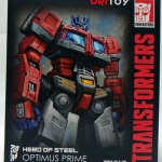 Oritoy Transformers Hero of steel Optimus Prime