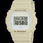 นาฬิกา Casio G-Shock Limited (Ecru) Sand Beige Militey color series รุ่น DW-5600EW-7 (ไม่วางขายในไทย) ของแท้ รับประกัน1ปี (นำเข้าJapan กล่องหนัง)