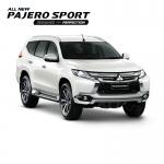พรมดักฝุ่นไวนิล ชุด All Full จำนวน 14 ชิ้น Mitsubishi All New Pajero Sport 2015-2019